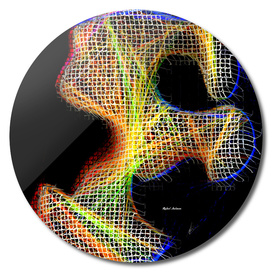 3-D Abstract 711