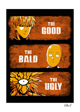 The good, the bald, the ugly