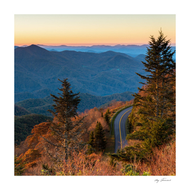 Blue Ridge Morning