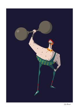Strongman (Circus series)