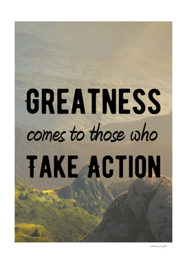 Motivational - Greatness!
