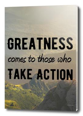 Motivational - Greatness!