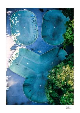 Skatepark - Aerial Photography