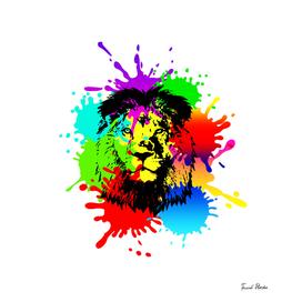 Lion - color