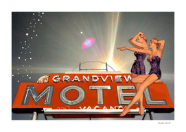 Midnight at The Grandview Motel