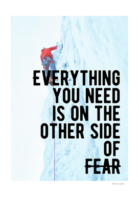 Motivational - Overcome Your Fears