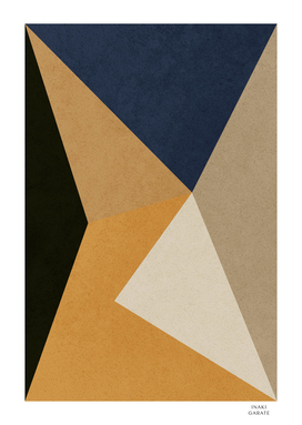 GEOMETRIC MINIMAL TRIANGLES AND COLORS