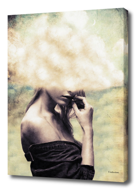 Head in the clouds ...