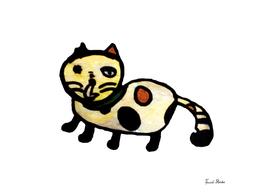 Scrapper cat