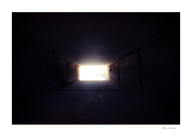 There is light at the end of the tunnel