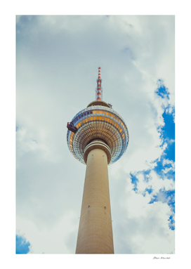 The TV Tower of Berlin