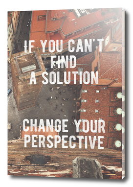 Motivational - Change Your Perspective