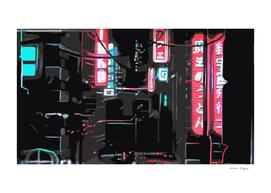 Retro Game Chinatown