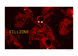 Killzone Red Soldiers