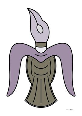 Cultural artifact-Viking bird