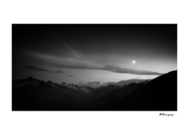 Alpine night