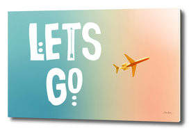 LET'S GO (AIRPLANE)