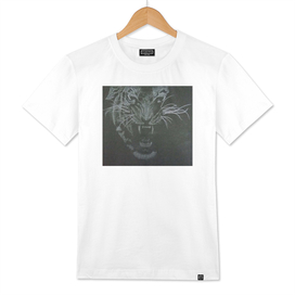 6a- White Tiger- pencil