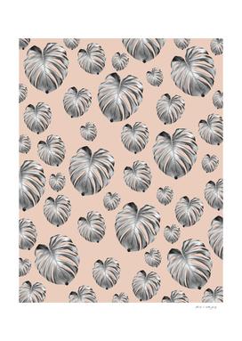 Tropical Monstera Dream #1 #tropical #pattern #decor #art