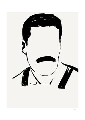 14- Freddie Mercury