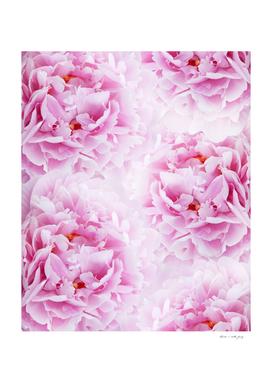 Pink Peonies Dream #2 #floral #decor #art
