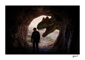 T-rex Cop by GEN Z