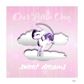 Our Little One Sweet Dreams Pink