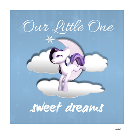 Our Little One Sweet Dreams Blue