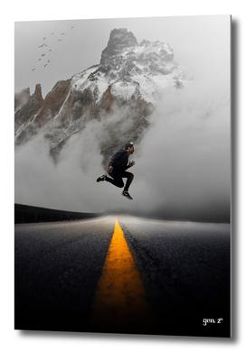 Magnetic Levitation - Power Mountain by GEN Z