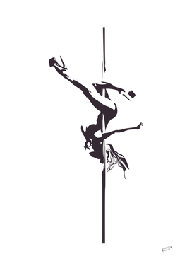 Pole Fitness Art
