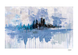 City Skyline - Tears of Rainclouds - First Dream