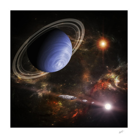 Suburb of Neptune