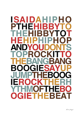 Rapper's Delight - Sugarhill Gang
