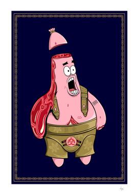 Sausage Patrick Star