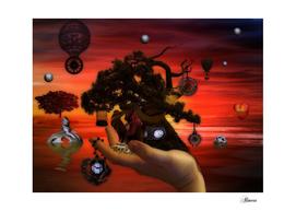 Steampunk Fantasy World
