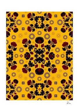Fiesta Folk Yellow