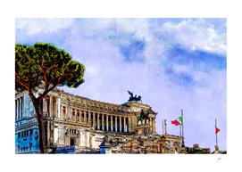 Rome art #rome