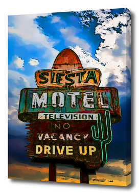 Siesta Motel Art