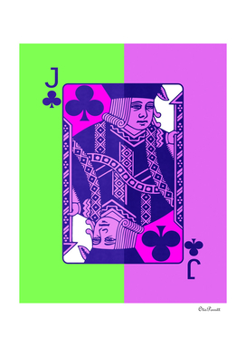 JACK OF CLUBS 2