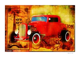 Vintage Car 25