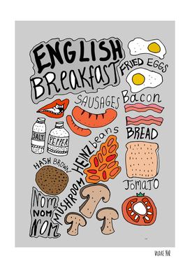 English Breakfast Grey