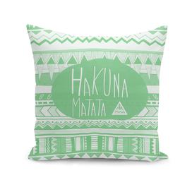 Hakuna Matata Green