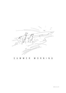 Summer Morning II