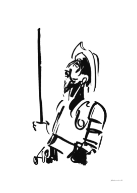 Don-Quixote (Sketch)