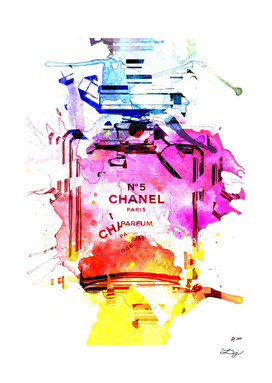 Chanel Shards