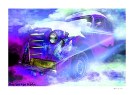 Vintage Car 36 Neons Edition