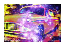 Vintage Car 40 Neons Edition