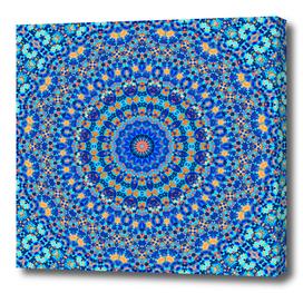 Abstract Mandala X