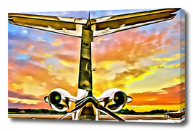 Jets in Oil