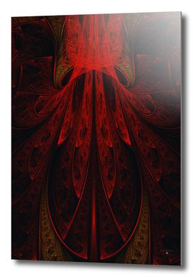 Sinestria - Splits Elliptic Fractal Print